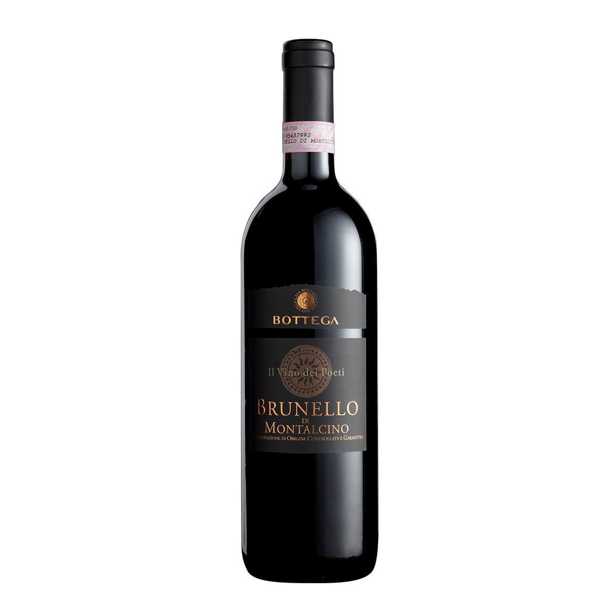 Vin rosu sec Bottega Brunello di Montalcino 750 ml