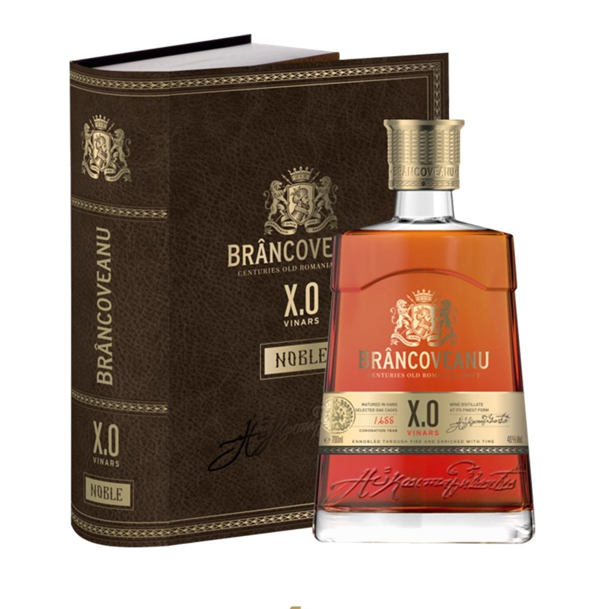 Brancoveanu XO 700ml + cutie carte
