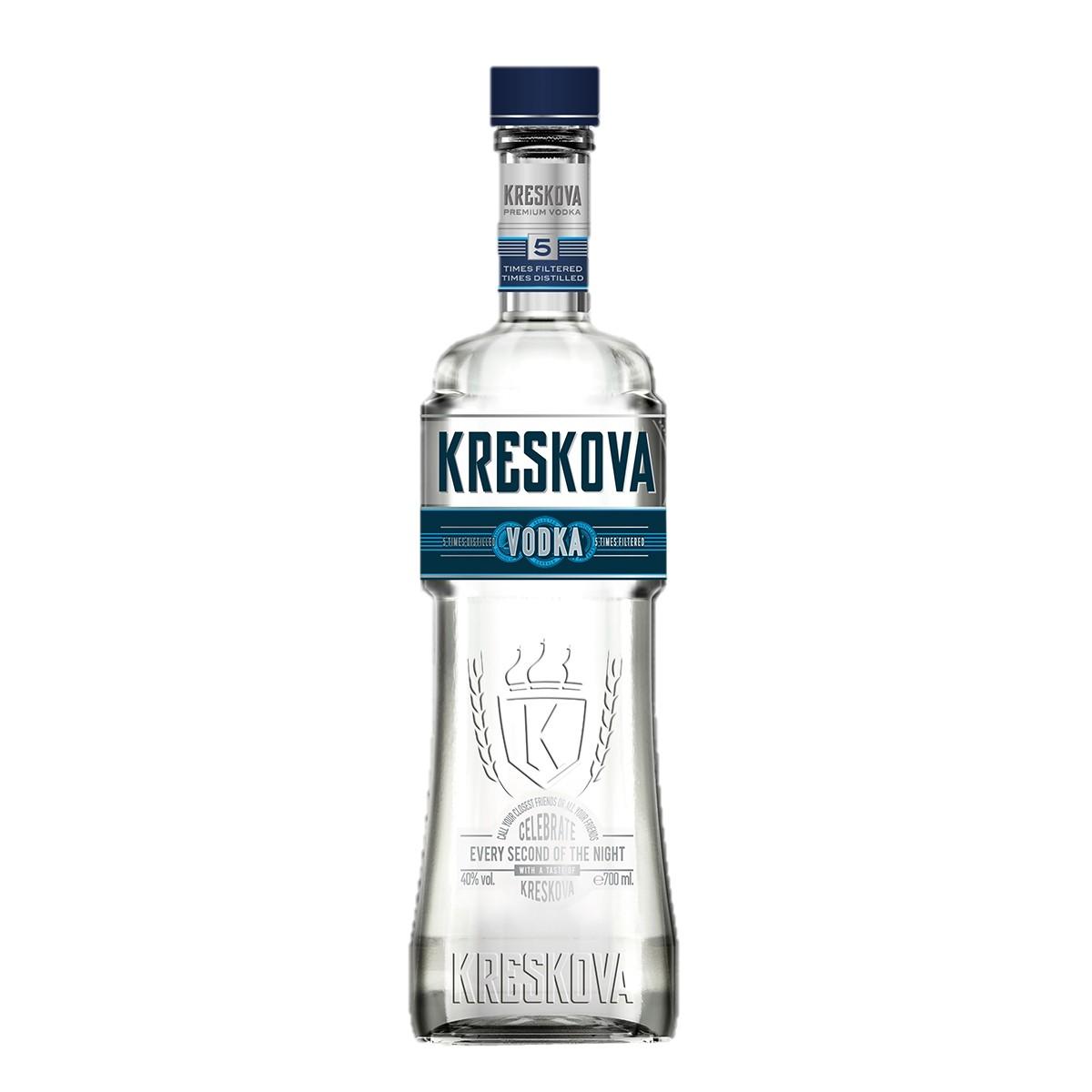 Kreskova Vodka  700 ml