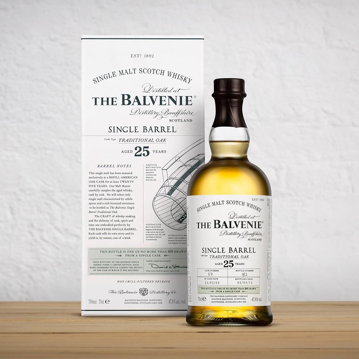 Balvenie single barrel 25 jahre