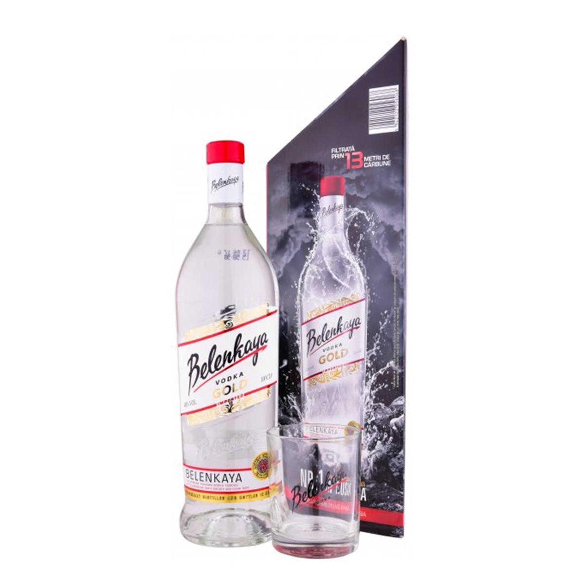 Belenkaya 1000 ml + PAHAR