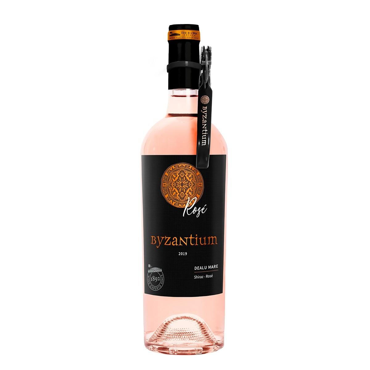 Byzantium Rose 2019 + tirbuson