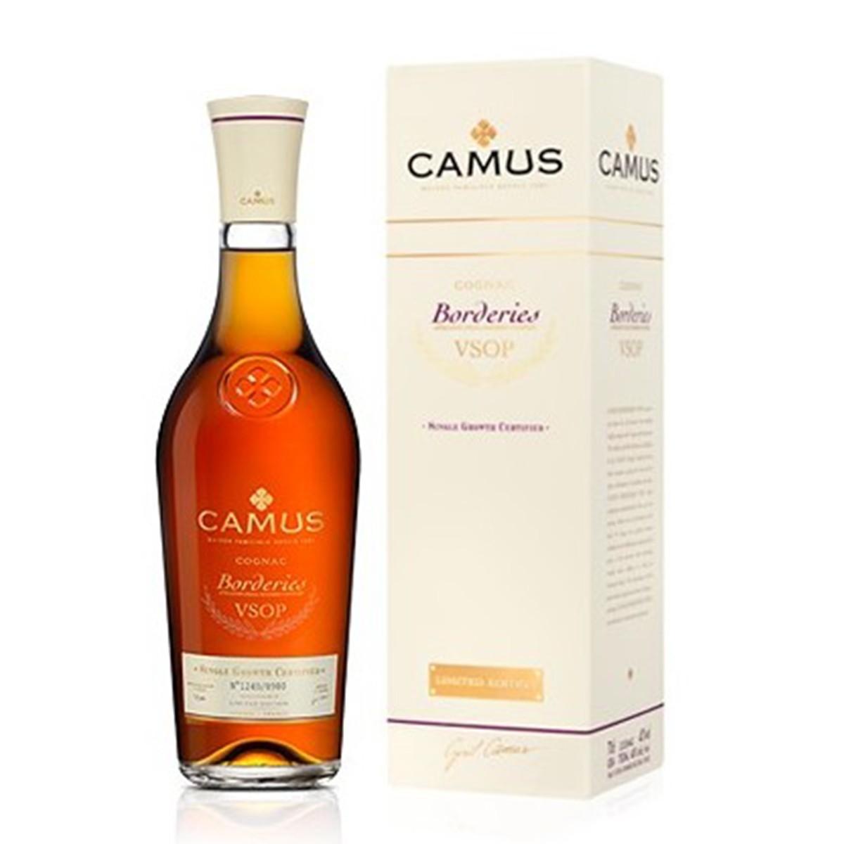 Camus VSOP Borderries 700 ml