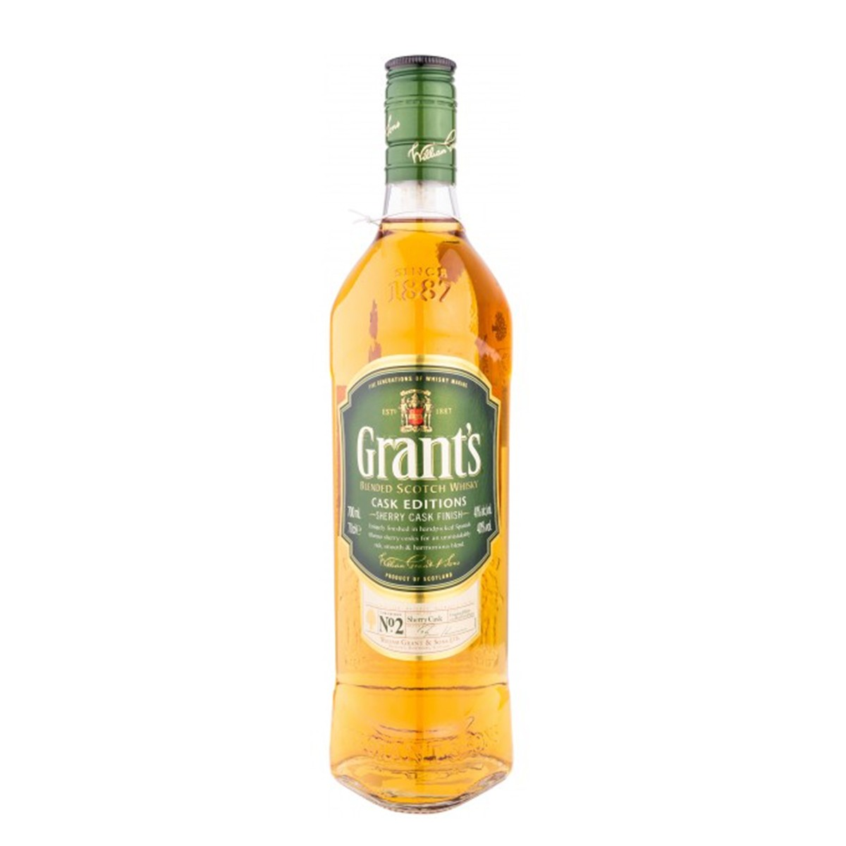 Grant`s Sherry Cask