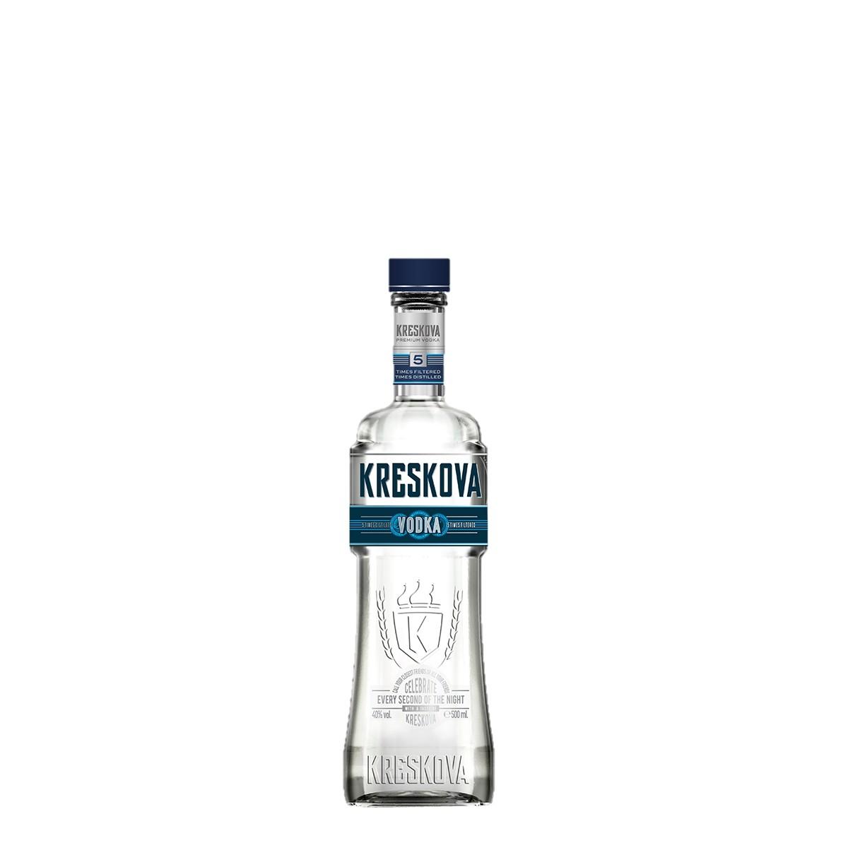 Kreskova Vodka  500 ml