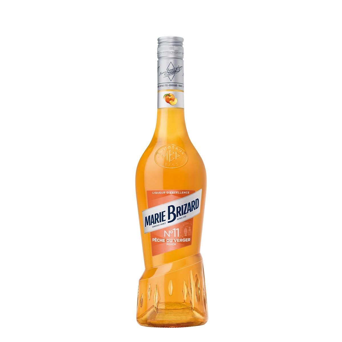 Marie Brizard Liqueur No. 11 Peach 700 ml