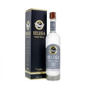 Beluga Gold Line 700 ml + caseta
