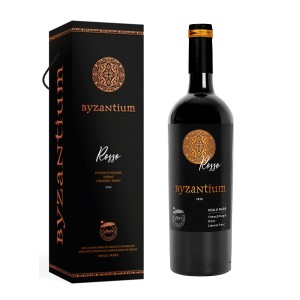 Byzantium Rosso 2018 + caseta