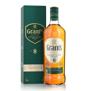 Grant`s 8 Ani  Sherry Cask 700 ml