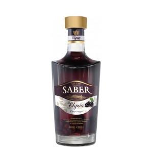 Saber Elyzia Premium Cirese Negre 700 ml