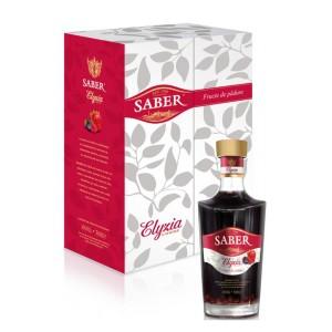 Saber Elyzia Premium Fructe de Padure 700 ml
