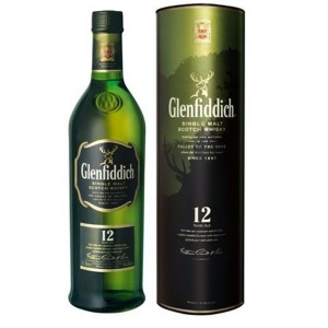 Glenfiddich 12 Ani 1000 ml