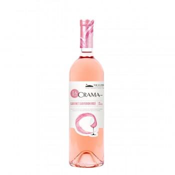 La Crama Cabernet Sauvignon Rose 700 ml
