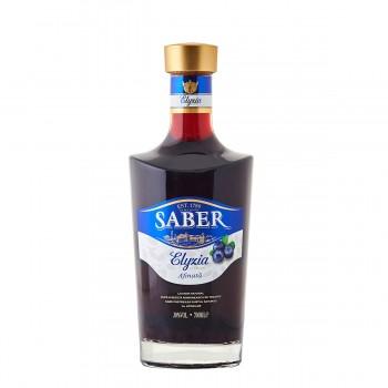 Saber Elyzia Premium Afinata 700 ml