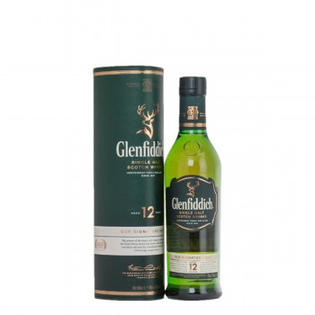 Glenfiddich 12 Ani  500 ml