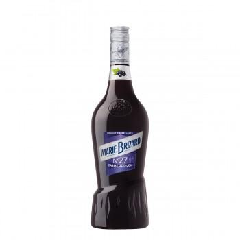 Marie Brizard Liqueur No. 27 Cassis de Dijon 700 ml
