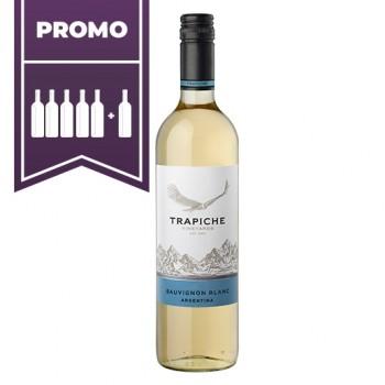 Pachet 6 sticle Trapiche Varietal Sauvignon Blanc 2020
