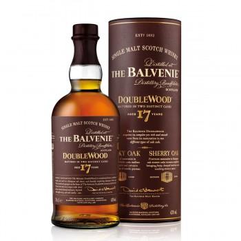 Balvenie 17 Ani DoubleWood 700 ml